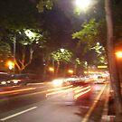 One night in Korea by Lynn  Gettman
