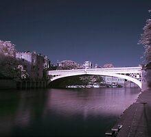 Lendal Bridge IR by Arthur Indrikovs