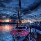 Safe Mooring - Newport, Sydney - The HDR Experience by Philip Johnson