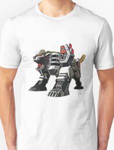 Mighty Morphin Power Rangers Tigerzord 2 T-Shirt