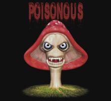 Poisonous .. vampire mushroom by LoneAngel