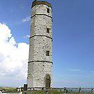 Beacon Lighthouse - Flamborough Head. by Trevor Kersley