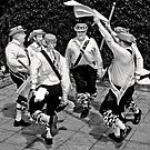 Morris Men by Catherine Hamilton-Veal  ©
