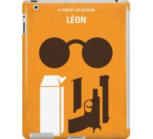No239 My LEON minimal movie poster iPad Case/Skin