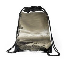 Guardian and Friend Drawstring Bag