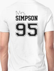 Mrs. Simpson 95 T-Shirt