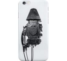study wall telephone VI iPhone Case/Skin