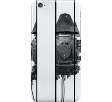 study wall telephone II iPhone Case/Skin