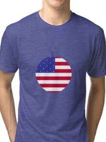 American Big Apple Tri-blend T-Shirt