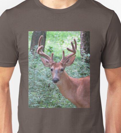 Whitetail Buck  Unisex T-Shirt