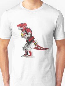 Mighty Morphin Power Rangers Tyrannosaurus Dinozord T-Shirt