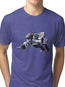 Mighty Morphin Power Rangers Tigerzord Tri-blend T-Shirt
