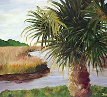 Peaceful Palmetto by JGhelardini