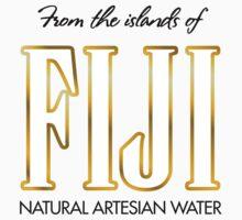 FIJI Water Boyz- Yung  by WAGarmentSupply