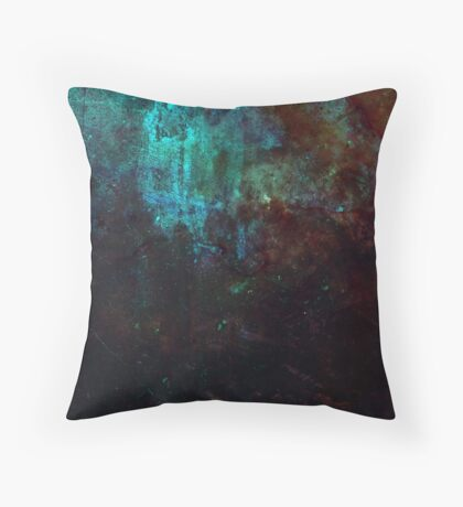 Mermaid Skylines Throw Pillow