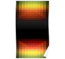 Geometric and colors  Poster