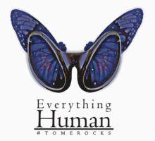 Everything Human Baby Tee