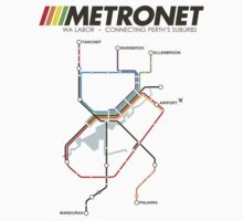 METRONET - Connecting Perth's Suburbs by WALabor