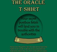 Postbox; The Oracle T-shirt Unisex T-Shirt