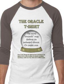 Smoosh; The Oracle T-shirt Men's Baseball ¾ T-Shirt