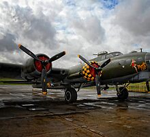 Boeing B-17G Flying Fortress by Simon Duckworth