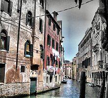 Venetian Houses. by naturelover