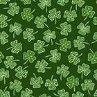 shamrocks by Elsbet