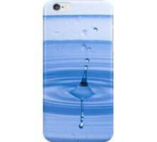 Splash reflection iPhone Case/Skin