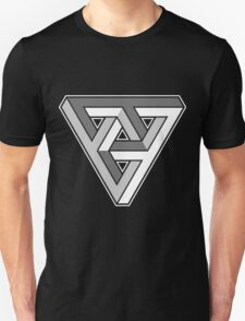 Impossible Triangle Unisex T-Shirt