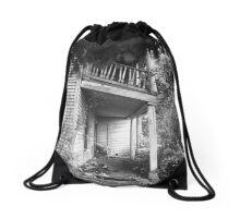 Abandoned Drawstring Bag