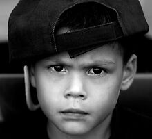 Little bad boy by Etienne RUGGERI Artwork eRAW