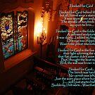 I Looked for God-Chapel interior at Quinta da Regaleira by Wayne Cook