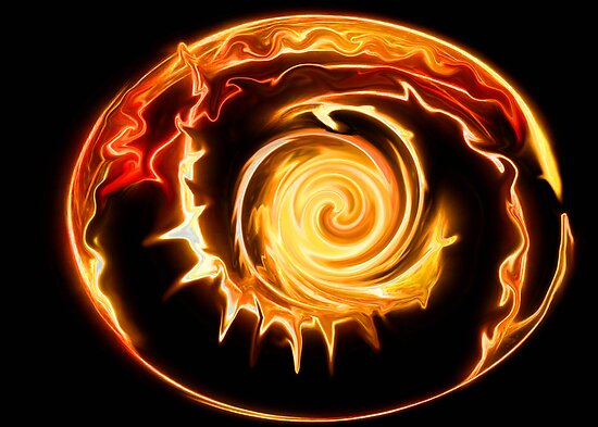 Ring of Fire by tkrosevear