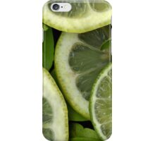 Limons iPhone Case/Skin