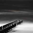 No horizon by Joel Tjintjelaar