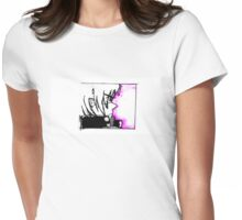 Pink Gurl Womens Fitted T-Shirt
