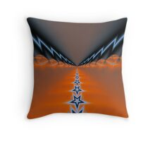 Road to Stardom Throw Pillow