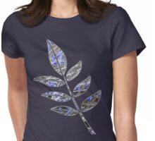 Leaf Womens Fitted T-Shirt