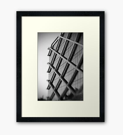 One Shelley Street Sydney Australia - IV Framed Print