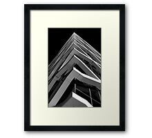 One Shelley Street Sydney Australia - III Framed Print