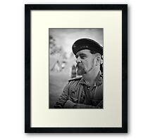 Another Campaign Framed Print