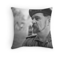 Another Campaign Throw Pillow