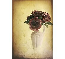 ~the scent of roses~ Photographic Print