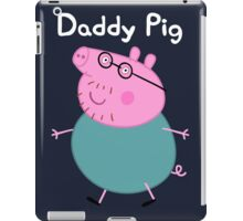 Daddy Pig iPad Case/Skin