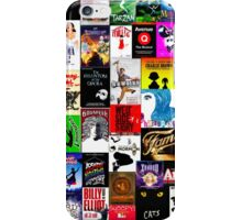 Musicals!!! iPhone Case/Skin