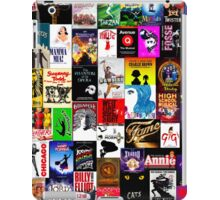 Musicals!!! iPad Case/Skin