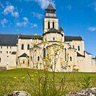 Royal Fontevraud Abbey by RebeccaWeston