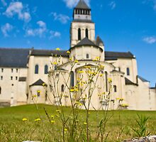 Royal Fontevraud Abbey by RebeccaWeston