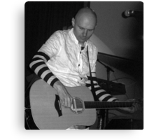 Billy Corgan (Smashing Pumpkins) Canvas Print