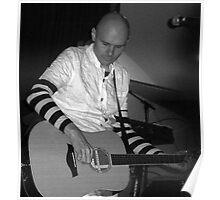 Billy Corgan (Smashing Pumpkins) Poster
